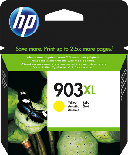 CARTUCCIA ORIGINALE HP 903XL GIALLO