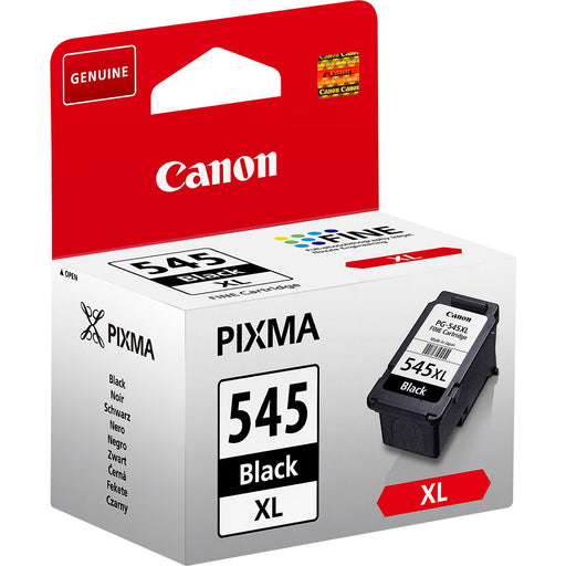 CARTUCCIA ORIGINALE CANON 545XL NERO