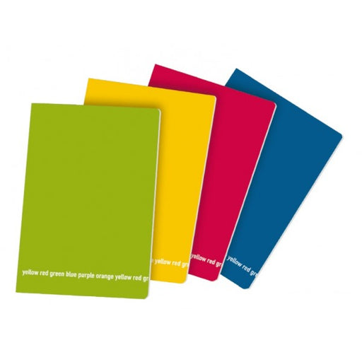 Maxi quaderno f.to A4 Happy Color - 80g - 40 fogli - rigatura Commerciale