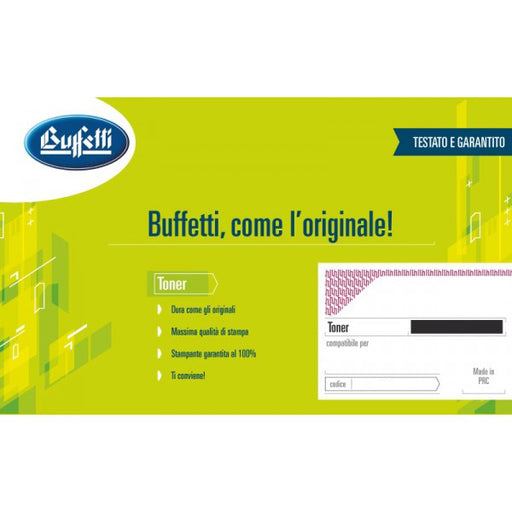 Toner compatibile HP CE412A Giallo