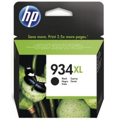 CARTUCCIA ORIGINALE HP 934XL NERO