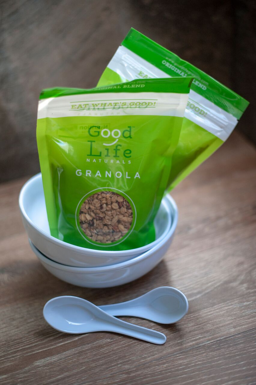 Granola Lovers Basket - madebygoodlife