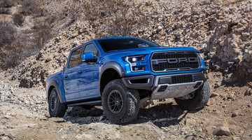 2019 Ford F-150 Raptor Gets Electronically Controlled Fox Shocks, Recaros - automobilemag