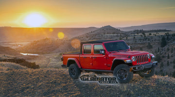 Jeep Gladiator Pickup Truck Photos Leak Online - Automobile.com