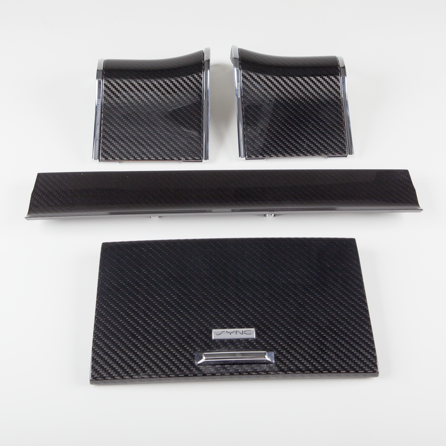 Raptor – Carbon Fiber Interior Trim Kit