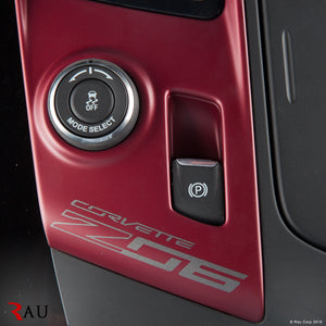 Corvette C7 - Color-matched Corvette Console - Licensed Console