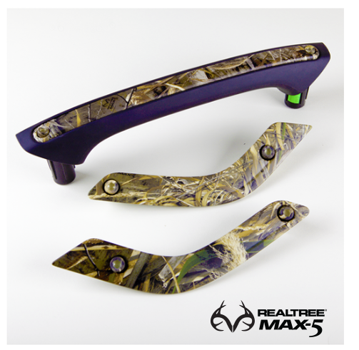 Wrangler JK – RealTree Camouflage Interior Trim Kit (5 pieces)