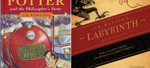 Was Harry Potter Influenced by Labyrinth?