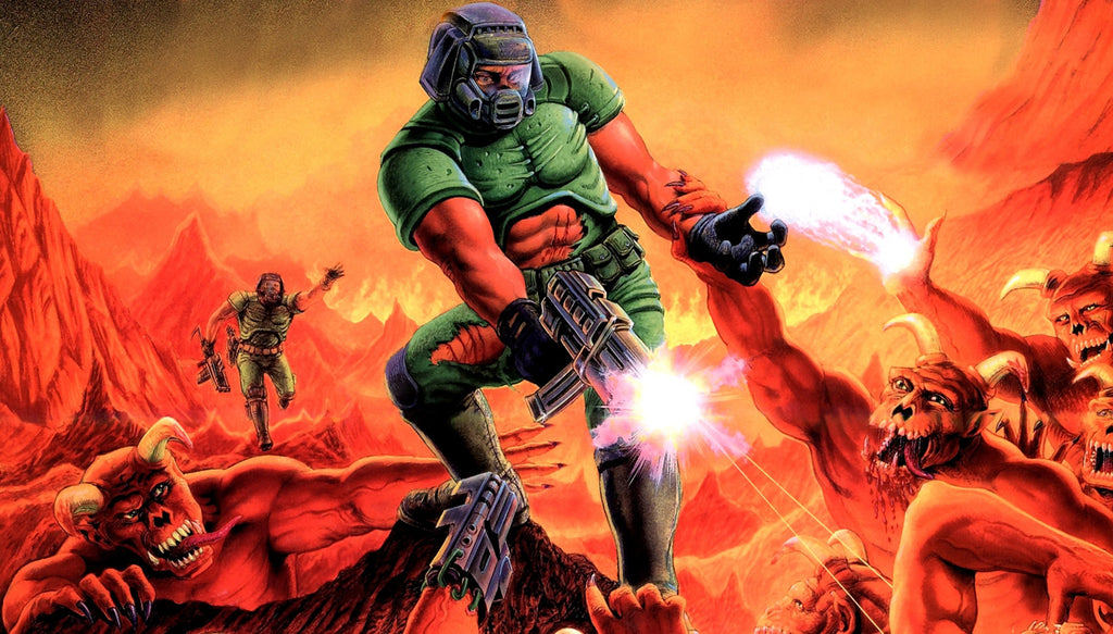 7 Things You Probably Didn't Know About DOOM