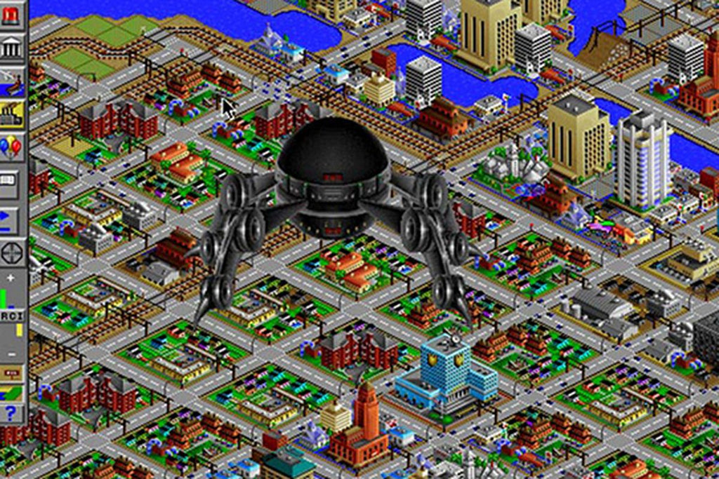 Sim City 2000 the best cheat codes of all time