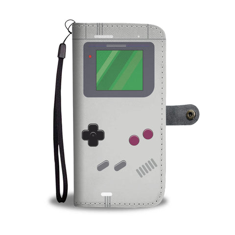 Gameboy - Phone Wallet Case