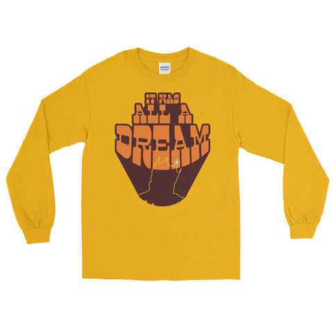 biggie smalls juicy long sleeve t shirt it was all a dream