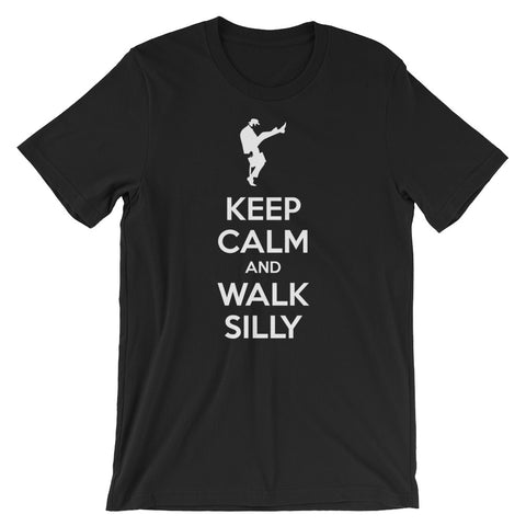Monty python keep calm ministry of silly walks t-shrts