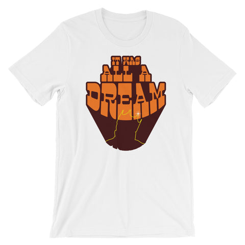 biggie smalls it was all a dream juicy lyrics t shirts vintage look