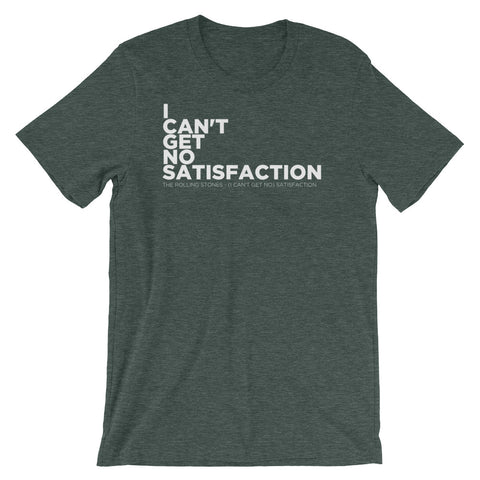 The Rolling Stones - (I Can't Get No) Satisfaction T-Shirt