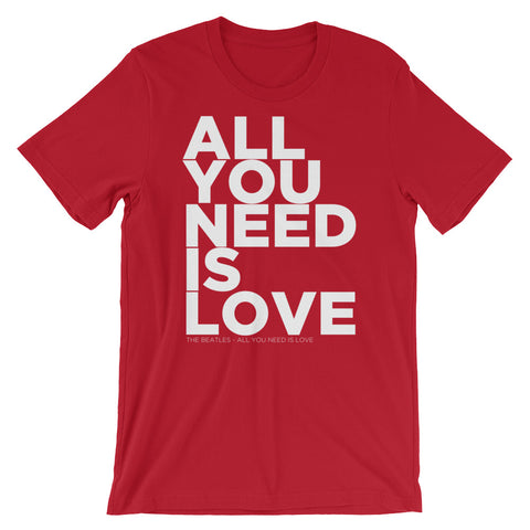 The Beatles - All You Need Is Love T-Shirt