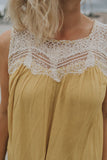 Sunshine & Lace Dress