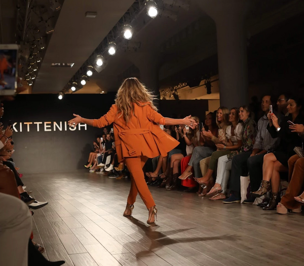 Kittenish Takes NYFW 2019