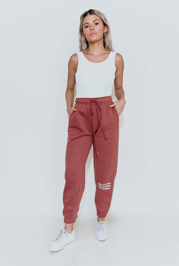 NEVER GO OUT OF STYLE JOGGERS