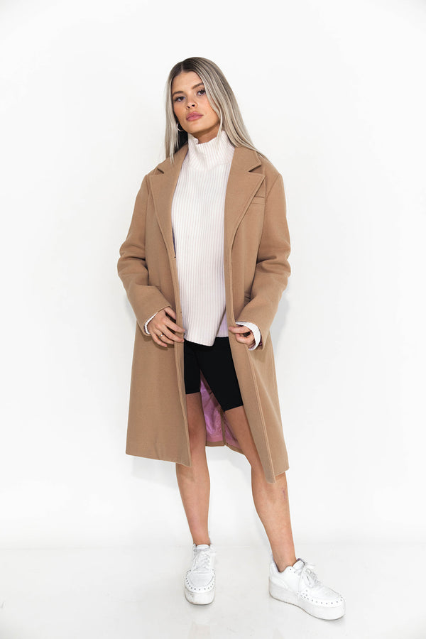 MARGO CAMEL COAT
