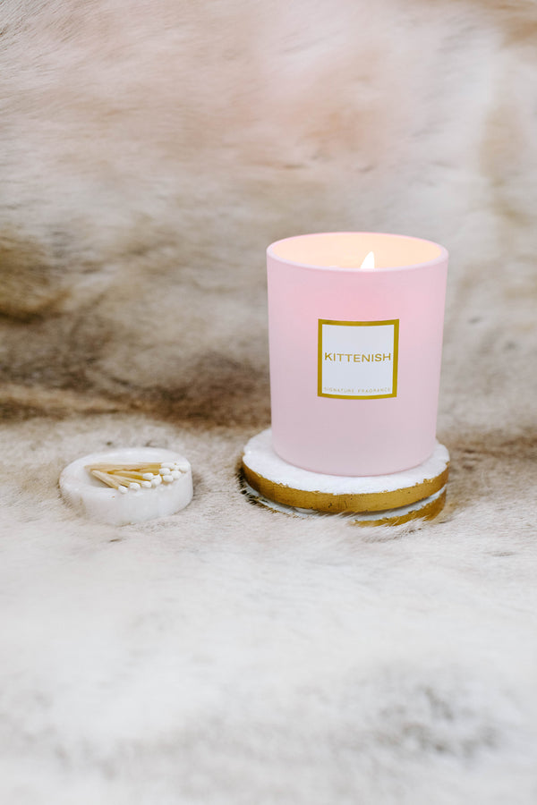 KITTENISH SIGNATURE CANDLE