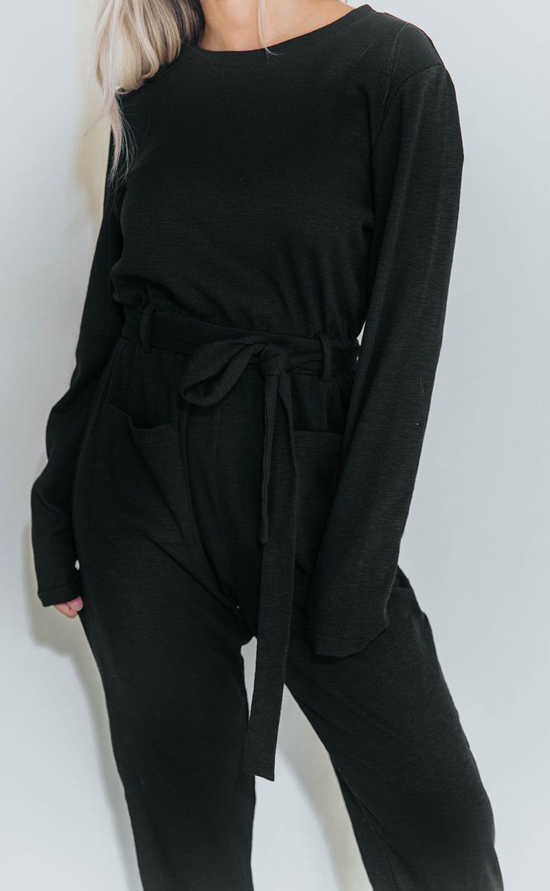 KENNA CHAROCAL JUMPSUIT