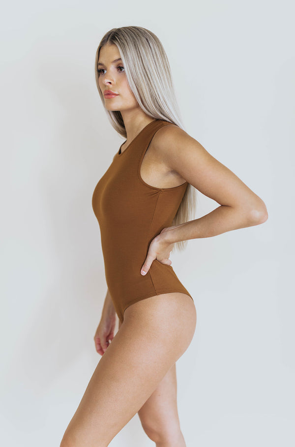EASTON CAMEL BODYSUIT