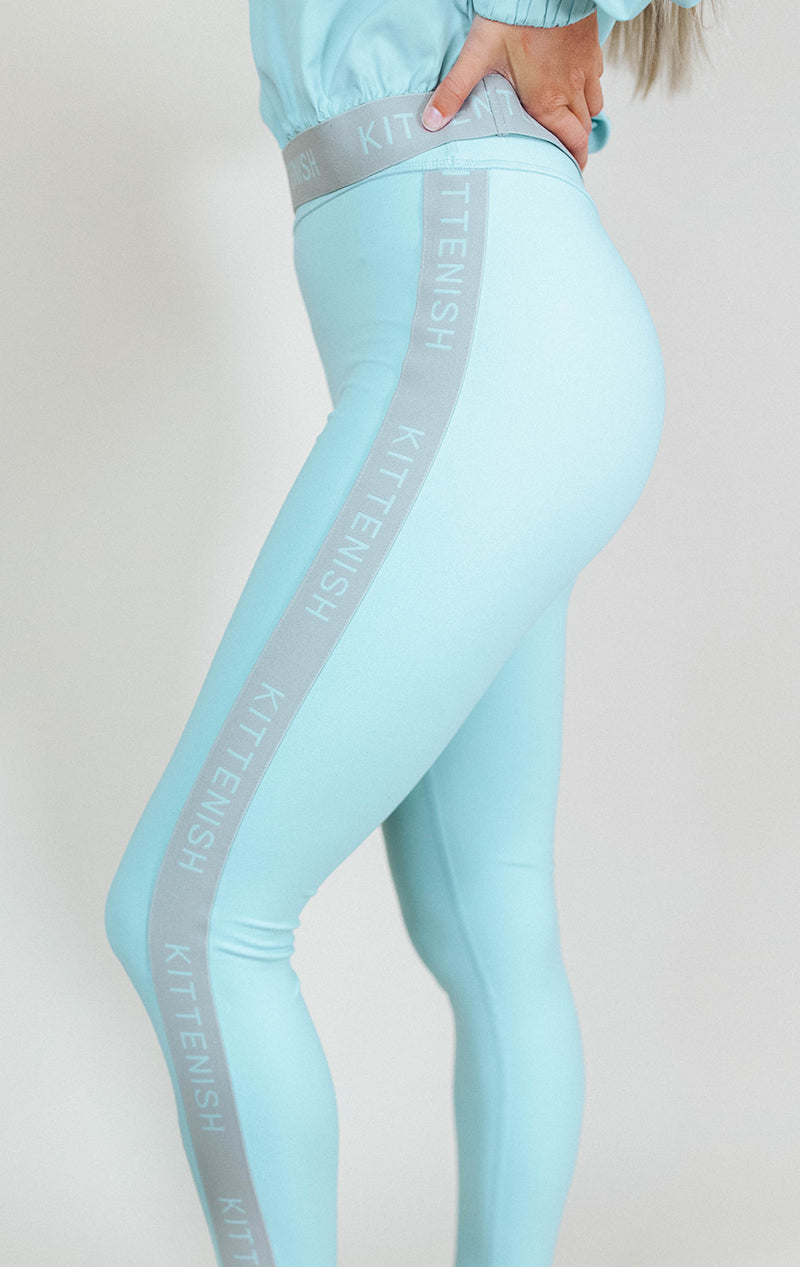 KITTENISH SPORT LOGO LEGGING