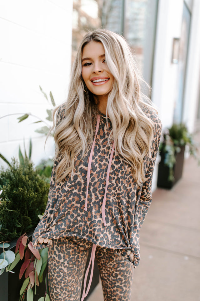 WILD CHICK LEOPARD SET