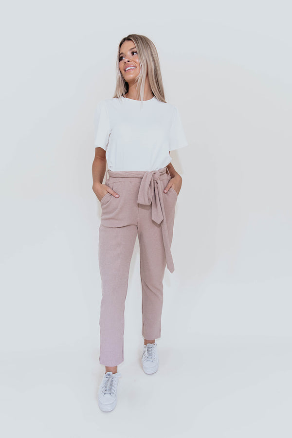 SAMARA CROPPED LOUNGE PANTS