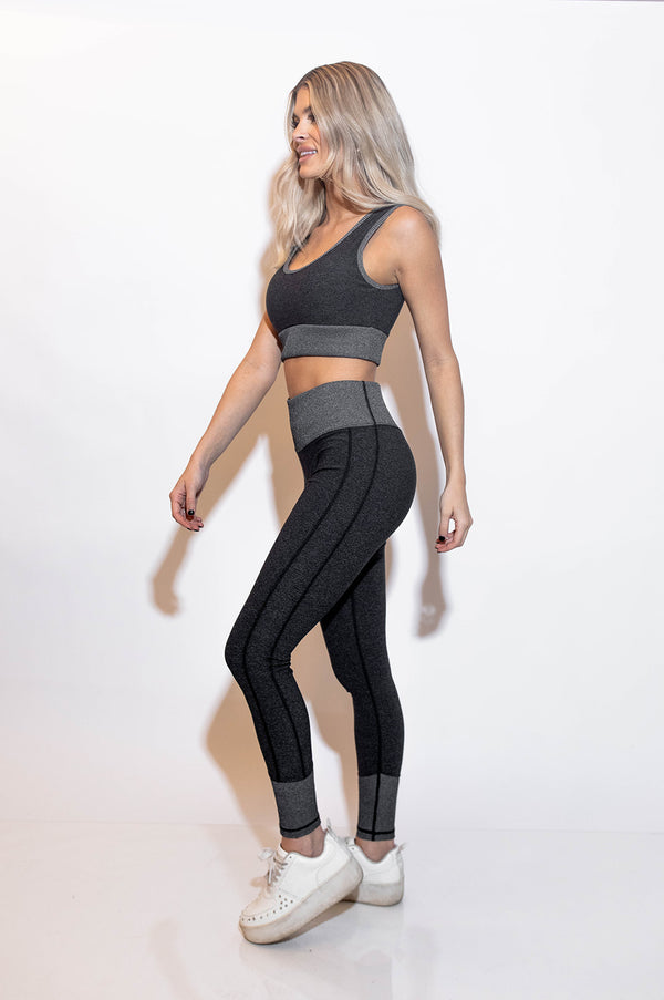 MICHAELA HIGH WAISTED ACTIVE LEGGINGS