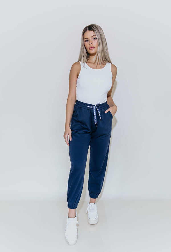 ARIE NAVY JOGGER