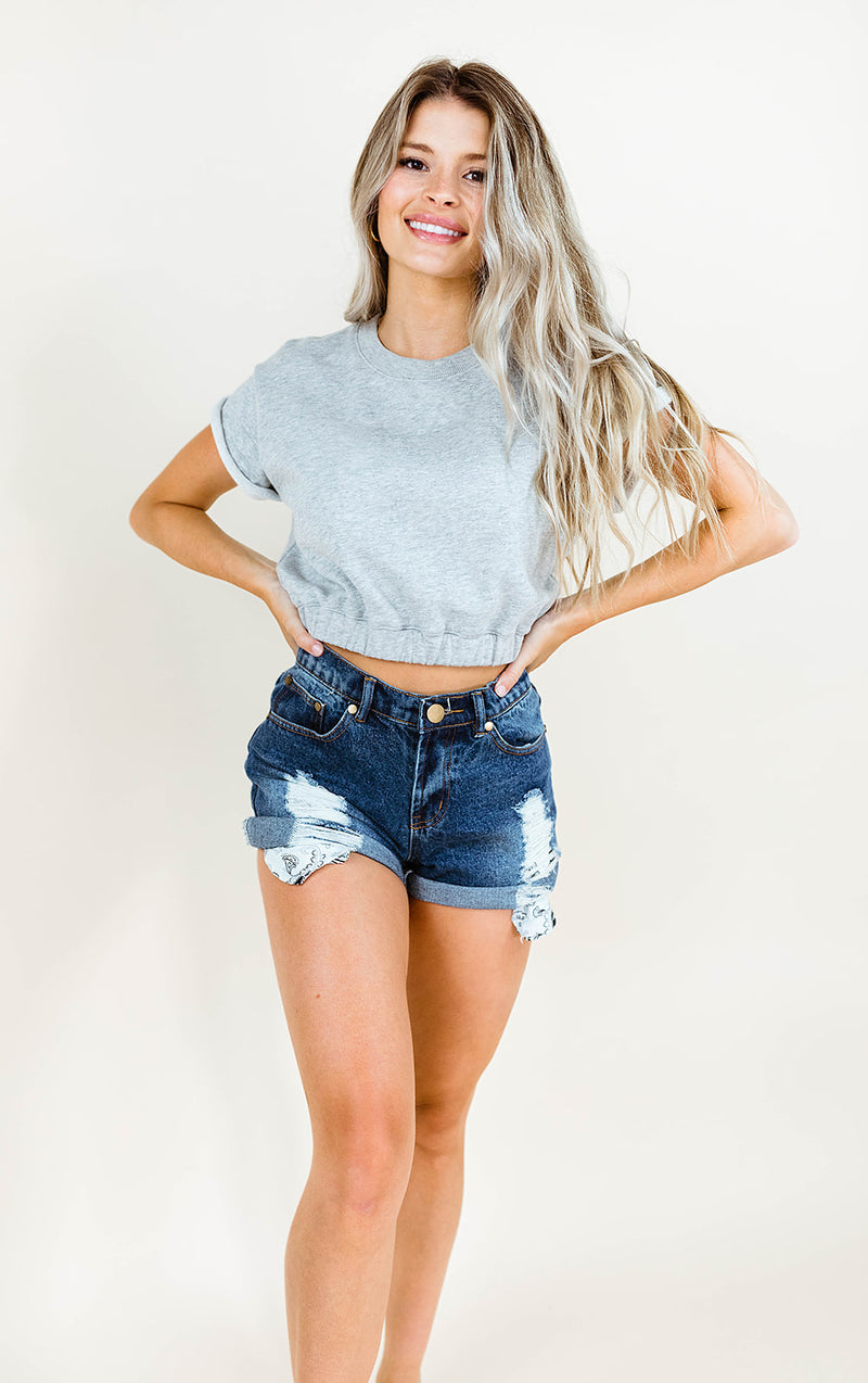COLBY COZY TOP