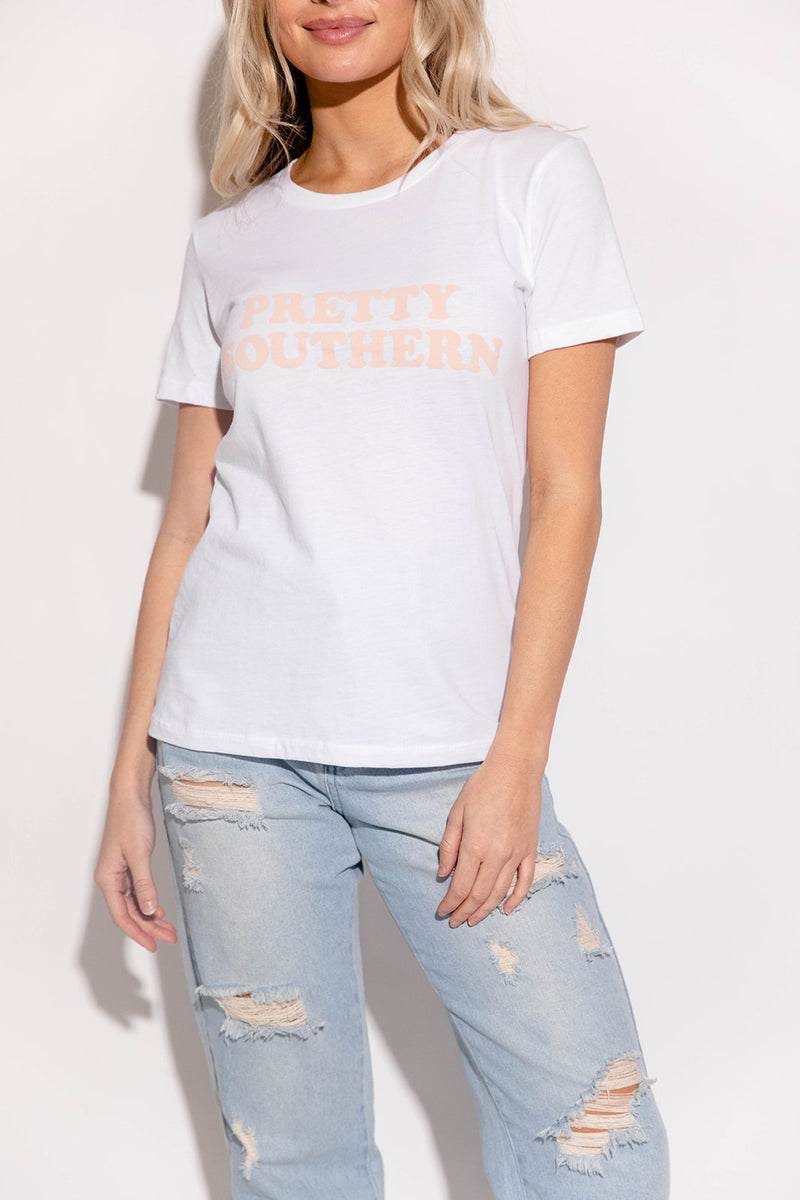 PRETTY SOUTHERN TEE