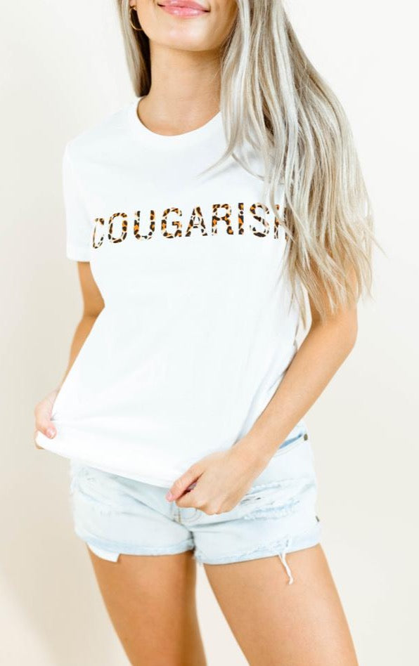 COUGARISH TEE