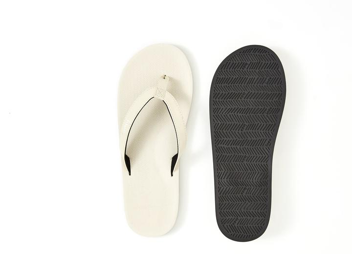 Indosole Mens Essntls Thongs Sea Salt
