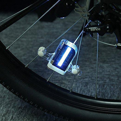 Bike Wheel Ultra Bright LED Lights