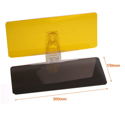 HD Car Anti-Glare Day & Night Vision Driving Visor