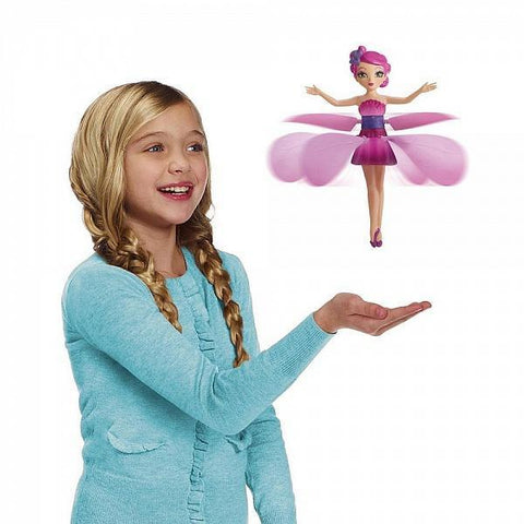 Enchanted Flutter Fairy