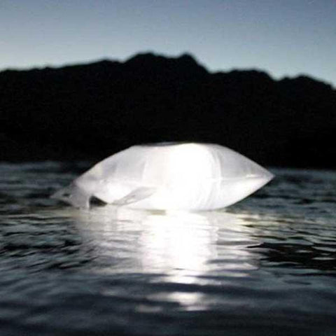 Foldable Inflatable Solar Light