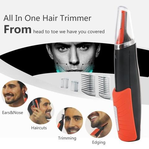 Dual End 5-IN-1 MICRO TRIMMER