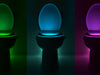 Image of Motion Activated Toilet Night Light