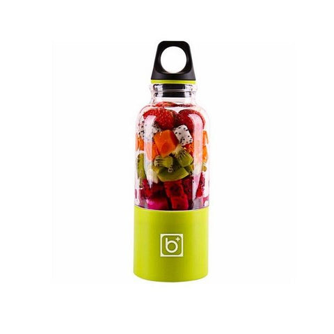 Portable Rechargeable Juicer Blender - 500ML