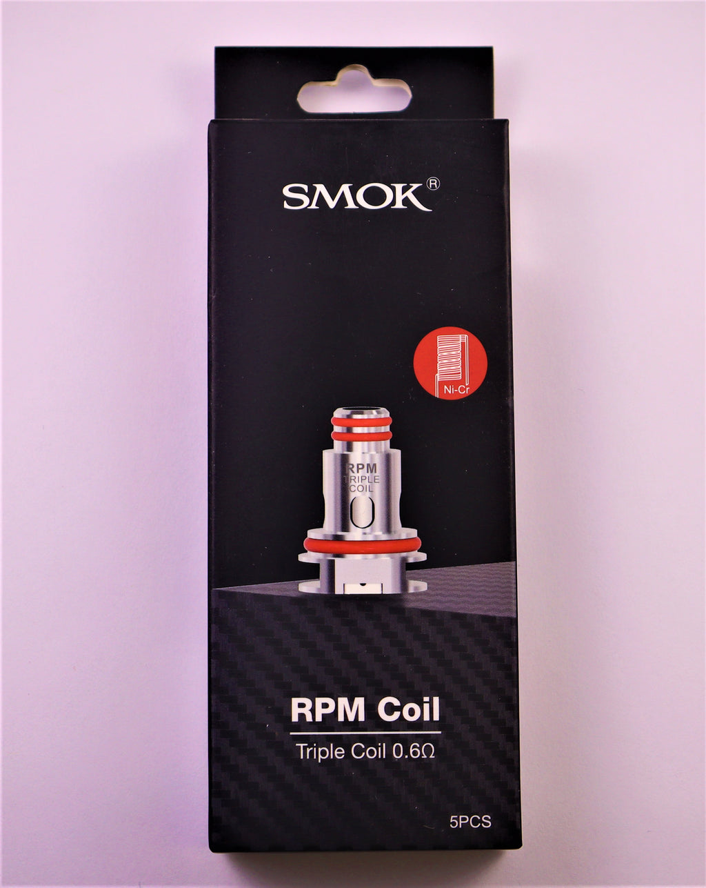 Smok RPM Triple Replacement 0.6ohm Coils - pack of five - AZARA VAPE