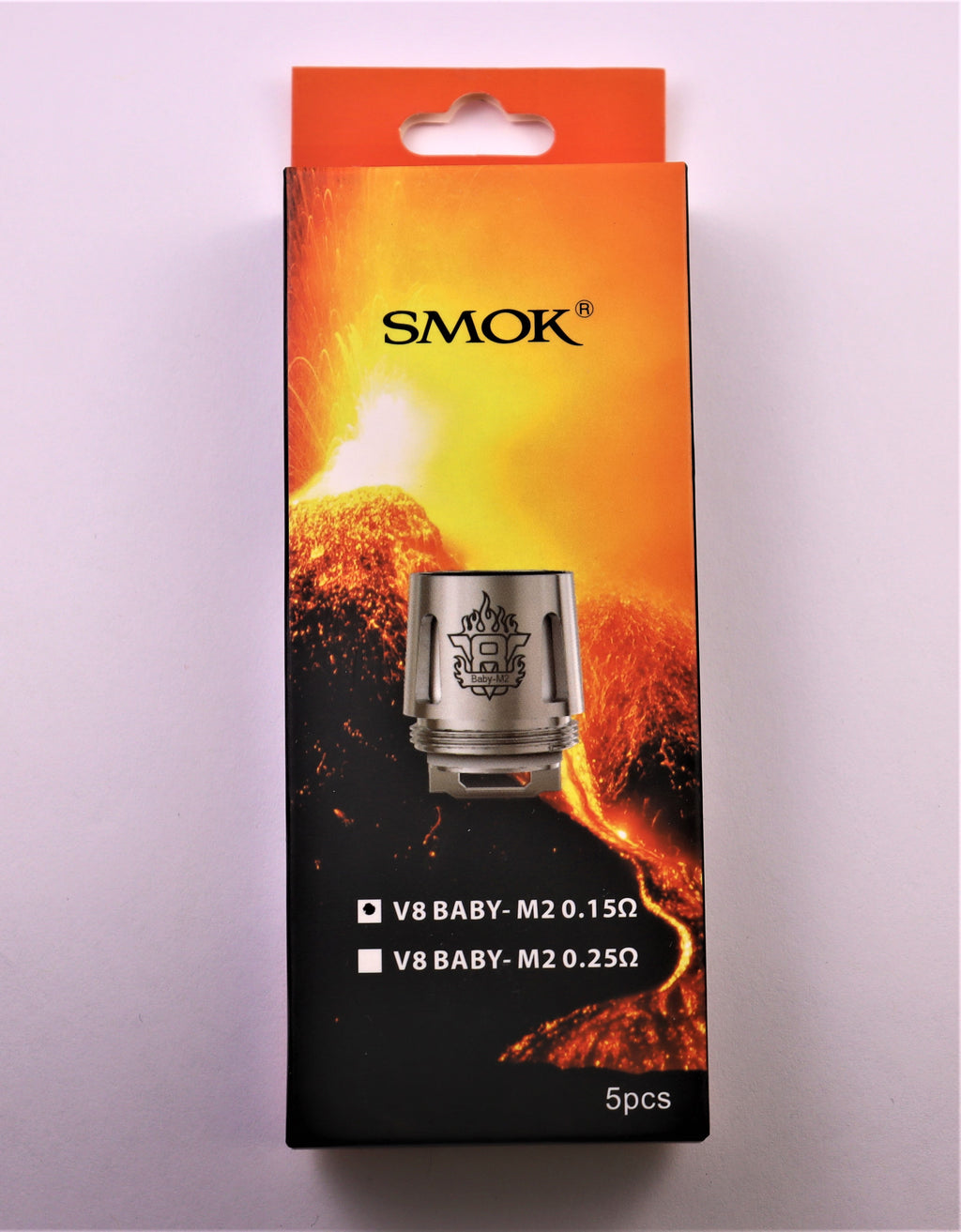 Smok V8 Baby M2 Replacement Coil - pack of five - AZARA VAPE