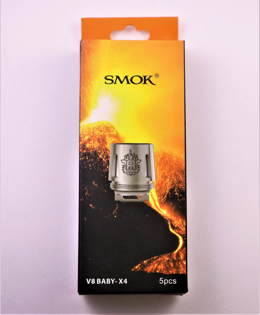 Smok V8 Baby-X4 Replacement Coil - pack of five - AZARA VAPE