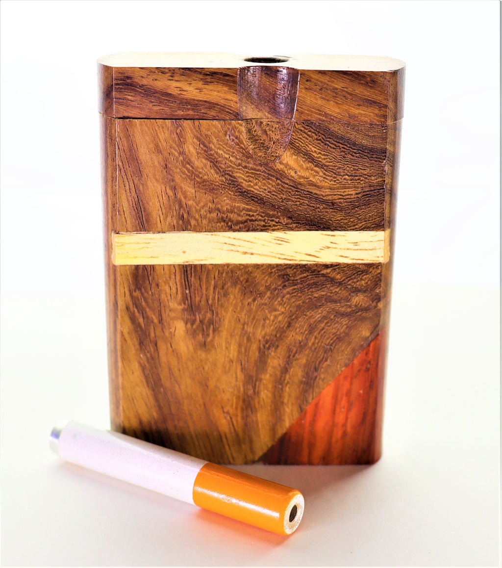 Dug-Out Box w/ Cig-Bat Pipe - AZARA VAPE