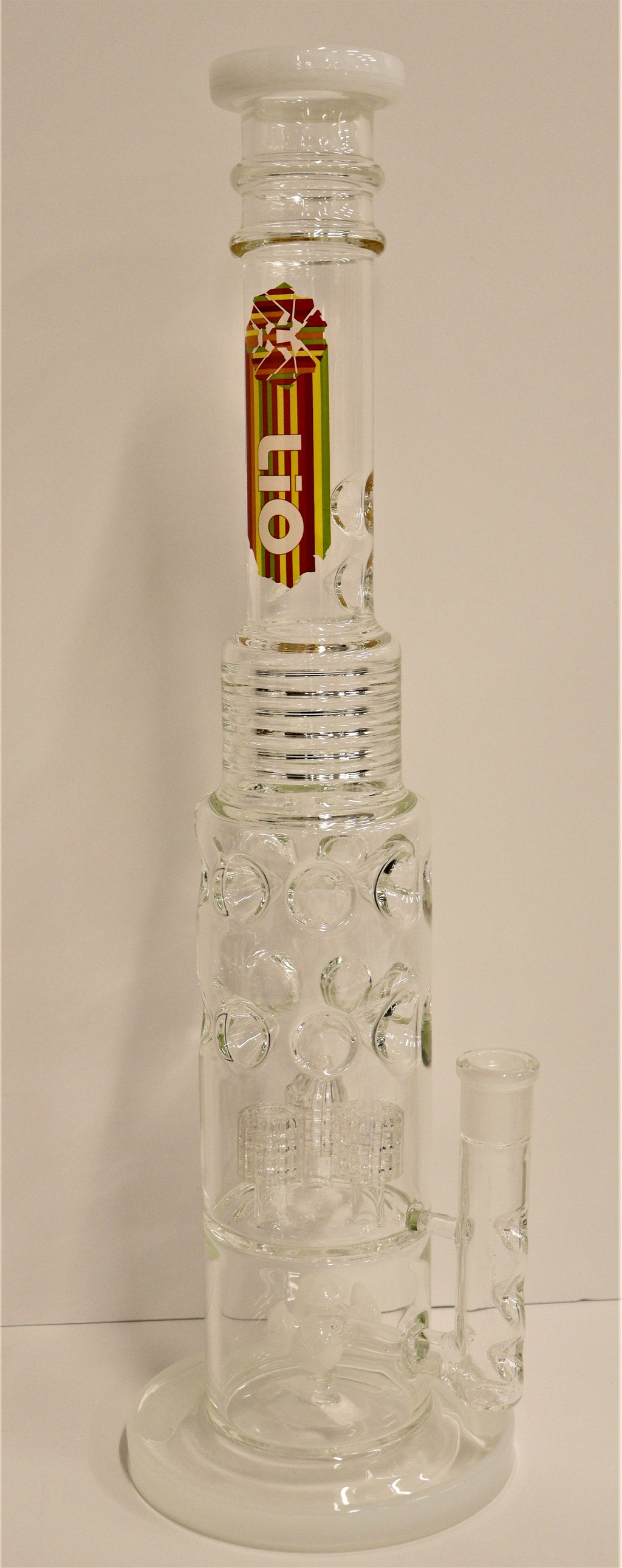 LiO Water Pipe - Temple - AZARA VAPE