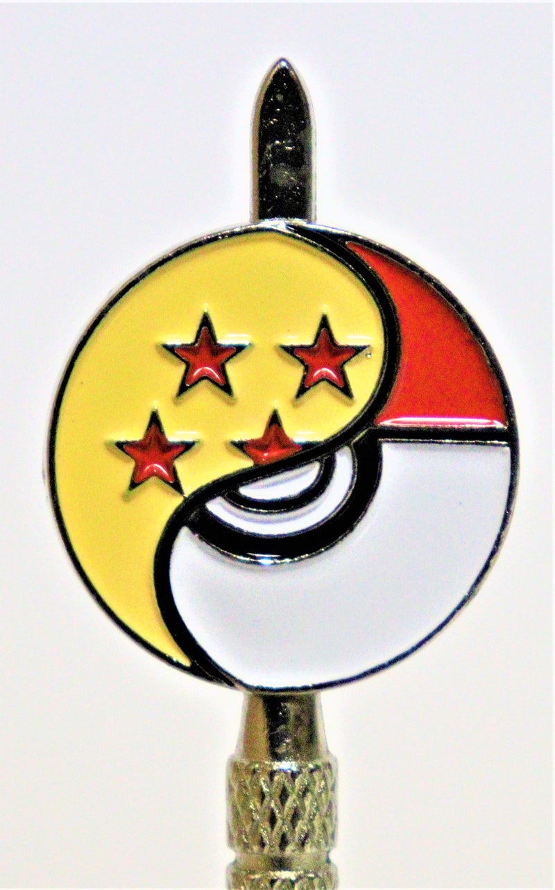 Pop Culture Dab Tool - Pokeball Z - AZARA VAPE