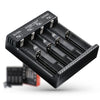 Hohm Tech Hohm School 4 18650 Lithium Cell Battery Charger